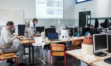 Formazione docenti Hi-Storia Labs all'ITIS Zuccante di Mestre