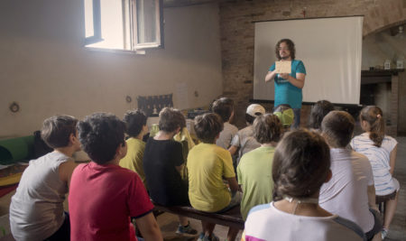 Al Summer Camp Kidsbit con Hi-Storia!