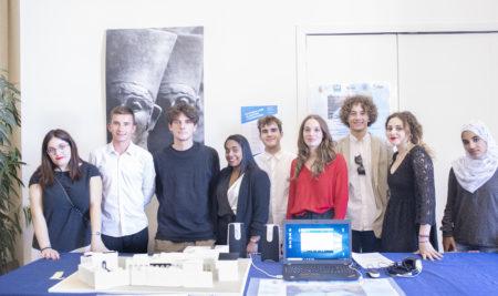 """ITET Carducci-Galilei di Fermo al MANN per la mostra """"Patrimoni del Futuro"""""""