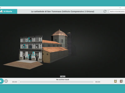 Setup del software di Hi-Storia play