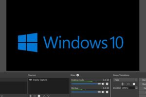 OBS-schermo-nero-windows-10
