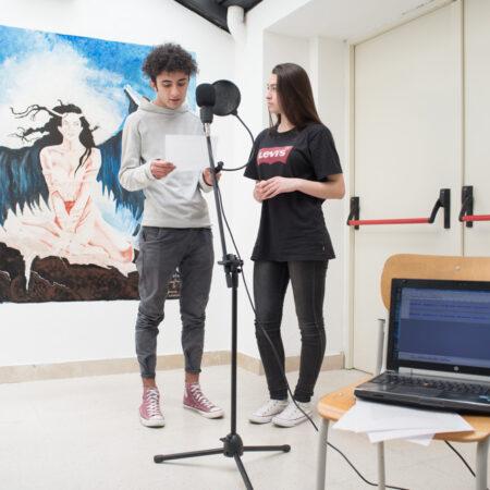 Come usare Audacity per registrare una lezione, un podcast o un'audioguida