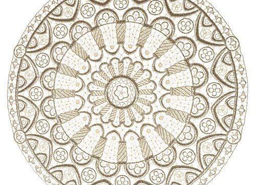 Rosone Cattedrale di Orvieto