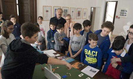 L'Istituto Comprensivo 2 di Ortona alle giornate FAI con Hi-Storia lab